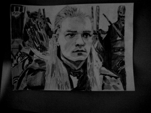 Orlando Bloom by ivadell
